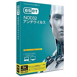 キヤノン(Canon) ESET NOD32アンチウイルス 5年5ライセンス CMJND12045