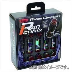 協永産業 ホイールロック&ナット M12xP1.5 樹脂キャップ付 RIF-11NR RIF11NR