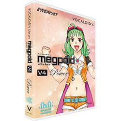インターネット VOCALOID4 Library Megpoid V4 Power (VA4L-MPP01) VOCALOID4LIBRARYM