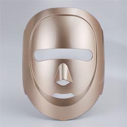 WIBE LEDマスク ECO FACE LIGHTING MASK [LED美顔器 /国内・海外対応]][ウイニップ] ゴールド WEFAI01-1025E-G WEFAI011025E