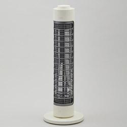 在庫限り 新生活 超特価SALE開催 カドー 電気ヒーター ホワイト SOL-001-WH SOL001 振込不可 シーズヒーター 首振り機能