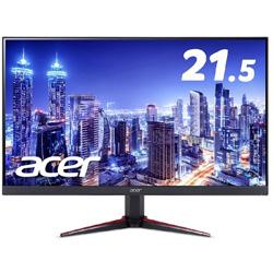 Acer(エイサー) VG220Qbmiix ゲーミングモニター Nitro VGO ブラック [21.5型 /ワイド /フルHD(1920×1080)] VG220QBMIIX