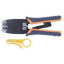 SANWA SUPPLY(サンワサプライ) かしめ工具(ラチェット付) HT-500R HT500R