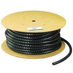 パンドウイット 電線保護材 パンラップ 黒 PW50FT20 PW50FT20