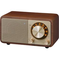SANGEAN FMラジオ対応 ブルートゥーススピーカー ウォールナット WR-301 [Bluetooth対応] WR301