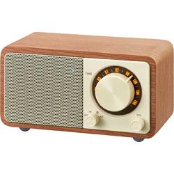 SANGEAN FMラジオ対応 ブルートゥーススピーカー チェリー WR-301 [Bluetooth対応] WR301