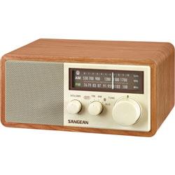 SANGEAN FM/AMラジオ対応 ブルートゥーススピーカー チェリー WR-302 [Bluetooth対応] WR302