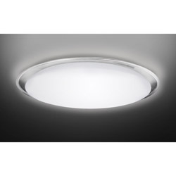 TOSHIBA(東芝) リモコン付きLEDシーリング照明(~12畳)調光調色(ワイド調光タイプ) NLEH12011A-LC NLEH12011ALC