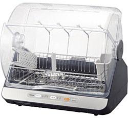 新作からSALEアイテム等お得な商品 満載 TOSHIBA 年末年始大決算 東芝 VD-B15S-LK ブルーブラック 6人分 VDB15S 食器乾燥機