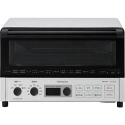 HITACHI 日立 最新号掲載アイテム HMO-F100-TA 25%OFF ホワイト コンベクションオーブン HMOF100
