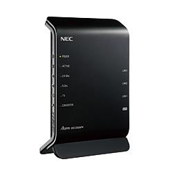 <title>NEC エヌイーシー Wi-Fiルーター Aterm 海外限定 エーターム PA-WG1200HP4 ac n a g b PAWG1200HP4</title>