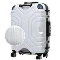 新品 送料無料 エスケープ TSAロック搭載スーツケース 83L GY B5225T-67 上質 ヘアラインWI