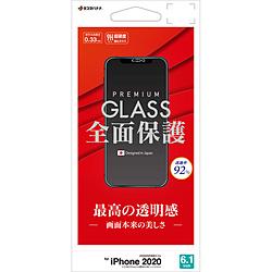 送料無料/新品 ラスタバナナ iPhone 注文後の変更キャンセル返品 12 Pro 6.1インチ対応 GP2574IP061 パネル 0.33mm 光沢ガラス