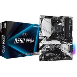 ASRock(アスロック) マザーボード B550 Pro4 B550Pro4 [ATX /AM4] B550PRO4