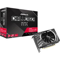 ASRock(アスロック) グラフィックボード Radeon RX 5500 XT Challenger ITX 8G [8GB /Radeon RXシリーズ] RADEONRX5500XTCHALLE