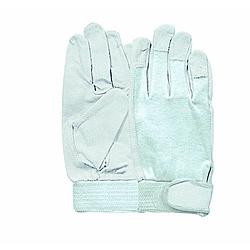 おたふく手袋 爆買い送料無料 甲メリヤス マジック付 2110080R293 ギフト プレゼント ご褒美 3双組 シロ