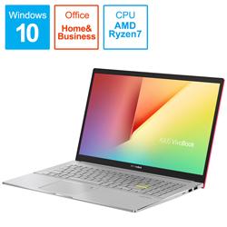 <title>2020モデル ASUS エイスース ノートパソコン VivoBook S15 M533IA リゾルトレッド M533IA-BQ0PKTS 15.6型 AMD Ryzen 7 SSD:1TB メモリ:16GB 2020年9月モデル M533IABQ0PKTS</title>