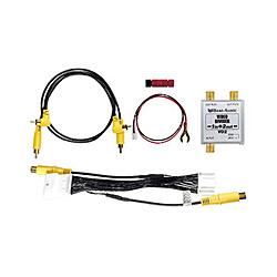 ビートソニック VKT32 映像出力キット 日産カーウィングスナビゲーションシステム 正規販売店 地デジ付HDD方式 + 映像分配器セット 売れ筋ランキング 付車専用映像出力ケーブル