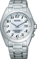 シチズン 「ソーラーテック電波時計」 RS250347H [ソーラー電波時計]レグノ RS25-0347H