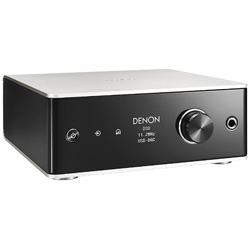 DENON(デノン) 【ハイレゾ音源対応】ヘッドホンアンプ(プレミアムシルバー) DA-310USB-SP DA310USBSP