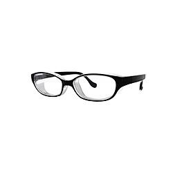 割引 名古屋眼鏡 花粉 アレルギー対策グッズ スカッシースタイル ブラック 8732_01 レギュラーサイズ 8732-01 正規認証品!新規格