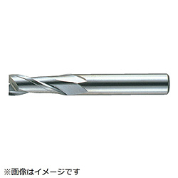 ブランド激安セール会場 三菱マテリアル 三菱K 超硬ノンコートエンドミル7.5mm マーケティング C2MSD0750