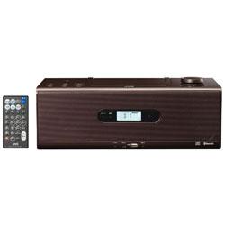 JVCケンウッド CDラジオ(ラジオ+CD)USB対応 ブラウン RDW1T 【ワイドFM対応】 RDW1T