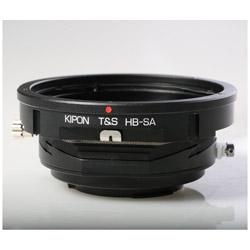 KIPON マウントアダプター T&S HB-SA【ボディ側:シグマSA/レンズ側:ハッセルブラッドV】 TSHBSA