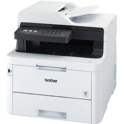 brother(ブラザー) A4カラーレーザープリンター[有線LAN/無線LAN/USB] JUSTIO MFC-L3770CDW [はがき~A4] MFCL3770CDW