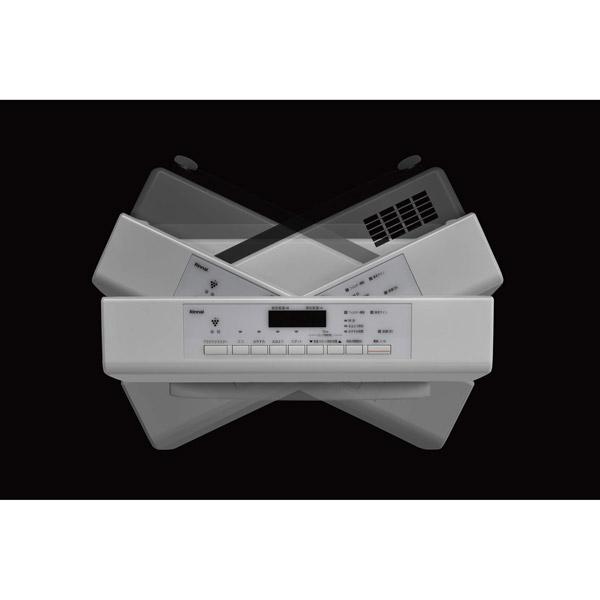 リンナイプラズマクラスター技術搭載ガスファンヒーターA-StyleRC-W4401NP-MBプロパンガスLPG木造12畳/コンクリート造16畳までマットブラック(RCW4401NPMB)