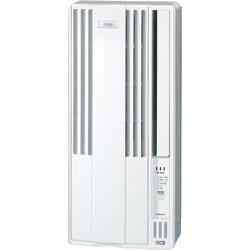 コロナ 人気海外一番 窓用エアコン ReLaLa 正規品送料無料 FAシリーズ シェルホワイト CW-FA1621-WS 冷房専用 ノンドレン CWFA1621