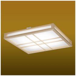 瀧住 リモコン付LED和風シーリングライト (~10畳) EX10048 調光・調色(昼光色~電球色) EX10048