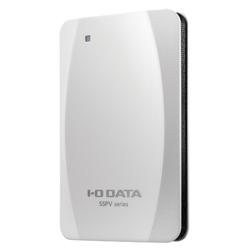 激安挑戦中 IO DATA アイオーデータ SSPV-USC480W 外付けSSD USB-A接続 ポータブル型 480GB 予約 ホワイト PS5 SSPVUSC480W PS4対応