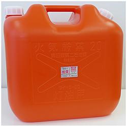 岩谷マテリアル ワイド灯油缶20L 高額売筋 人気ブレゼント レッド TK-W20L TKW20L