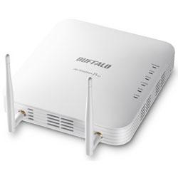 BUFFALO(バッファロー) WAPM-1266R 無線LANアクセスポイント [無線ac/a/n/g/b・インテリジェントモデル PoE対応] 866+400Mbps WAPM1266R