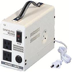 スワロー電機 注目ブランド PAL-1500IP ダウントランス ノーヒューズブレーカー機能搭載 スワロー電気 安全 PAL1500IP