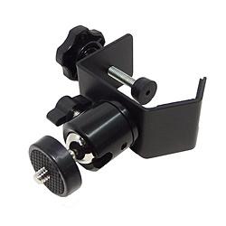 長尾製作所 自由雲台 ポールクランプ式 NB-UNDAI02PL ブラック セール特価 ストア NBUNDAI02PL