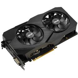 ASUS(エイスース) DUALRTX2060SO8GEVOV2 グラフィックボード  [8GB /GeForce RTXシリーズ] DUALRTX2060SO8GEVOV2