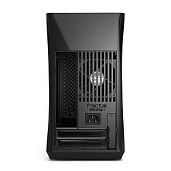 FRACTAL DESIGN(フラクタルデザイン) PCケース Era ITX Carbon - TG カーボン FD-CA-ERA-ITX-BK FDCAERAITXBK