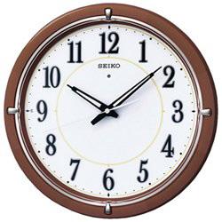 SEIKO 電波掛け時計 KX395B KX395B