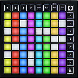 novation Ableton Live パフォーマンスコントローラ LaunchPadminiMK3 ブラック LAUNCHPADMINIMK3