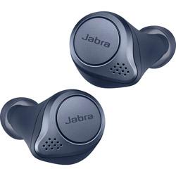 Jabra(ジャブラ) フルワイヤレスイヤホン100-99091000-40 ネイビー ELITEACTIVE75T [リモコン・マイク対応 /ワイヤレス(左右分離) /Bluetooth] ELITEACTIVE75T