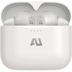 AUSOUNDS AU-Stream ホワイト【IPX5防水】【本体6時間再生】【片耳6.5g】完全ワイヤレスイヤホン カナル型 AUSTREAM