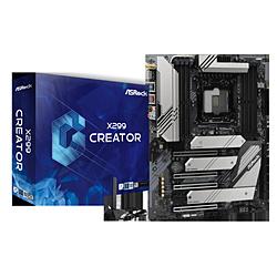 ASRock(アスロック) X299 Creator マザーボード [ソケット LGA 2066] Intel® Core X-Series対応 X299CREATOR