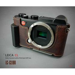 LIMS カメラケース ライカ/CL用ケース リムズ ブラウン LC-CL1BR LCCL1BR