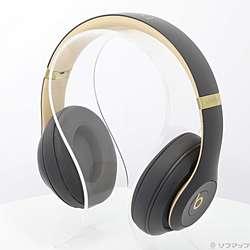 【中古】Beats by Dr. Dre 〔展示品〕 Beats Studio3 Wireless MQUF2PA/A シャドーグレー【291-ud】