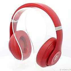 【中古】Beats by Dr. Dre 〔展示品〕 Beats Studio3 Wireless MQD02PA/A レッド【291-ud】