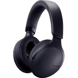 Panasonic(パナソニック) ブルートゥースヘッドホン RP-HD300B-K ブラック [ハイレゾ対応 /マイク対応 /Bluetooth] RPHD300BK