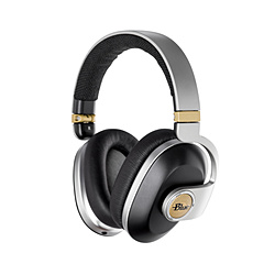 BLUEMICROPHONES ブルートゥースヘッドホン SATELLITE Black 7150 [Bluetooth /ノイズキャンセリング対応] 7150