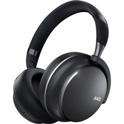 AKG(アーカーゲー) ブルートゥースヘッドホン ブラック AKGY600NCBTBLK [リモコン・マイク対応 /Bluetooth /ノイズキャンセリング対応]